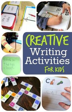 Creative Writing Activities for Kids ~ Ideas to make writing meaningful and FUN | This Reading Mama