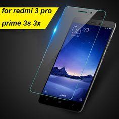 필름 전면 9 H 2.5D 방폭 강화 유리 보호 샤오 redmi3 redmi 3 프로 프라임 3 초 s 배 x 화면 보호기