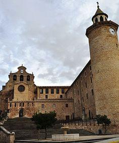 Monasterio de San Salvador de Oña (Burgos) fundado en el año 1011 por el Conde Sancho Garcia