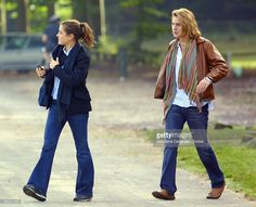 Charlotte and Andrea Casiraghi.