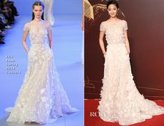 Gwei Lun Mei In Elie Saab CoutureS14 - 2014 Golden Horse Awards