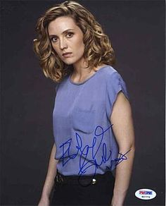 Evelyne Brochu 'Orphan Black' Signed 8x10 Photo Certified Authentic PSA/DNA