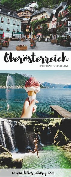 7 tips for a trip to Upper Austria. Austria is known for the Tyrolean mountains, Lake Constance in Vorarlberg, the city of Salzburg with Mozart and Sound of Music and the city of Vienna with the beaut Sound Of Music Tour, Beautiful Castles, Beautiful Places, Places To Travel, Places To Go, Music Tours, Heart Of Europe, Austria Travel, Outdoor Venues