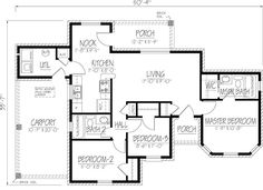 990 sq ft Ultimate Plans