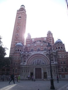 Westminster cathedral #London