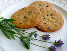 Eating flowers from the edible garden: lavender