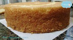 Massa de Pão de Ló Fofinha para Bolos com Chantili | Creative