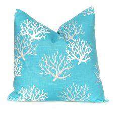 Decorative Throw Pillow Cover Beach Decor Sea by FestiveHomeDecor, $19.00