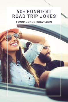 Being on the road long seems boring, right?Let me share with you an idea to make your next road trip fun and exciting. Why not try sharing jokes with your loved ones in the car?Exchanging hilarious jokes makes everyone entertain and laugh until your sides hurt.I'm sure it will add to your memorable moments during your trip. Keep everyone entertained and kill the boredom during your travel with our list of best road trip jokes perfect for any age. Funny Travel, Travel Humor, Travel Quotes, Best Funny Jokes, The Funny, Road Trip Quotes, John Green, Brain Teasers, Riddles