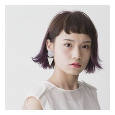 HAIR STYLIST▶CLARICA&STRAMA/Noriko Kamei #CYAN #HAIRSTYLE #HAIRSALON #BOBHAIR #JAPANESEGIRL #ボブヘア #ヘアカタログ #ヘアアレンジ #髪型
