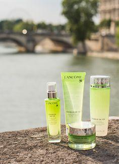 Haleigh Tries our Newest Skincare Collection, Énergie de Vie #ParisRDV via…