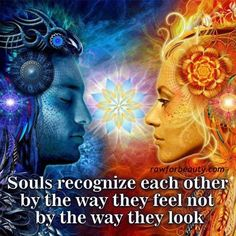 Positive energy. <3 <3 How Do I Know If I Have Found My Twin Flame?  In5D	   January 22, 2015   Spiritual Awakening