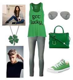 """""""Untitled #88"""" by nikasopkovicova2 on Polyvore featuring dVb Victoria Beckham, Hurley, Converse, Fendi, Ray-Ban, adidas NEO and Justin Bieber"""