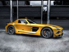Mercedes-Benz SLS AMG Coupé Black Series by Carlex - The Polish car-interior firm Carlex Design has just released images of how they upgraded the interior. Mercedes Benz Sls Amg, Daimler Ag, Unique Cars, Black Series, Car Manufacturers, Amazing Cars, Hot Cars, Custom Cars, Motor Car