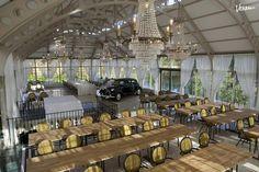 Next Hotel Hirvihaaran Kartanon Paviljongissa järjestät henkeäsalpaavan kauniit juhlat. Paviljonki sopii erinomaisesti häiden...