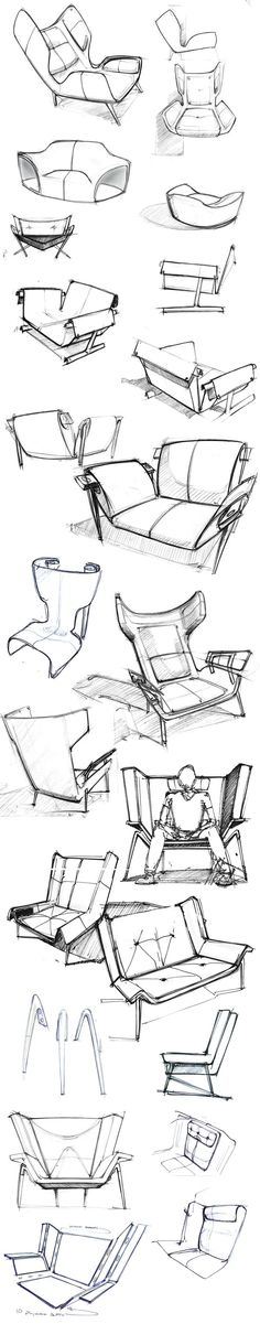 Chairs Sketch