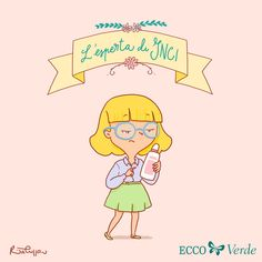 L'esperta di INCI - a character I created for Ecco Verde Italia! You can find all the other characters at www.ritacuppari.com Skin Food, Spice Blends, Character Design, Pure Products, Canning, Artwork, Fictional Characters, Smart Cookie, Italia