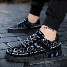 2017 New Design Men Causal Shoes Spring Winter Lace-up Style good quality Breathable Fashion Outdoor Male Flat Shoes Spring Shoes, Up Styles, Flat Shoes, News Design, Lace Up, Flats, Free Shipping, Winter, Sneakers