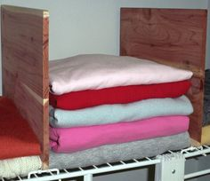 12 Hacks to Make the Most of Your Closet Space 10 - https://www.facebook.com/diplyofficial