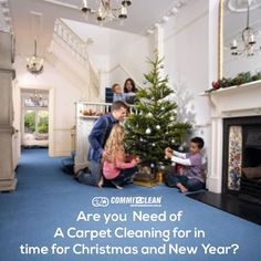 Looking To Get Your Carpets Cleaned In Time For Christmas and New year. If you're in need of carpet cleaning at any time give us a call on 04 70 448 351. We even offer a 100% customer satisfaction guarantee or your money back. That's how confident we are about our service! #CarpetCleaning #Christmas #Newyear