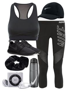 """""""Style #10841"""" by vany-alvarado ❤ liked on Polyvore featuring NIKE and Pieces"""