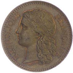 III. Republik 1870 - 1940 CU-Medaille auf die Weltausstellung 1878 Administration des Monnaies - Exposition Universelle, Paris 1878