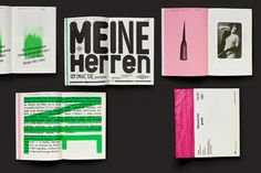 European Design - The Threepenny Opera