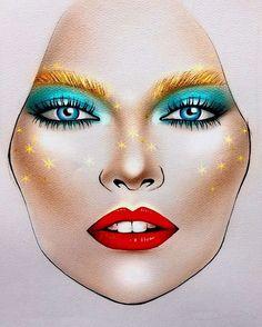"4,406 Likes, 25 Comments - Sergey X (@milk1422) on Instagram: ""#artist@milk1412 #mylove #myart #myartistcommunity #myartistcommunityrussia #makeup #makeupart…"""