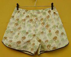 Aceitamos encomendas de todas as estampas das samba canção estampas divertidas, são válidas para encomendas do shorts doll.   acabamento com viés