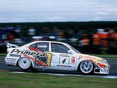 David Leslie's Nissan Primera BTCC