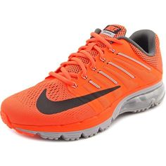 Nike Nike Air Max Excellerate 4 Men Round Toe Synthetic Orange Running... ($121) ❤ liked on Polyvore featuring men's fashion, men's shoes, men's athletic shoes, orange, shoes, mens shoes, mens running shoes, mens athletic shoes, mens silver shoes and mens orange athletic shoes