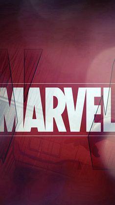 Marvel Logo Film Art Illust Minimal Bokeh #iPhone #5s #wallpaper