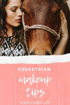 Do you wear makeup at the stables, but struggling to find products that can stand the test of an equestrian lifestyle? We share our tried and tested favorites plus tips for equestrian makeup that will stay in place. Equestrian Boots, Equestrian Outfits, Equestrian Style, Equestrian Fashion, Cowgirl Boots, Western Boots, Riding Boots, Horse Riding Tips, Horse Horse