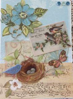 Birds+all+occasion+card - Scrapbook.com