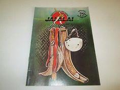 Jai Alai program - 1980 - Daytona Beach, Florida
