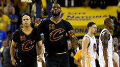 Cavaliers win 2016 NBA title!