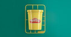 Million Toys - Play-Doh on Behance