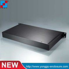 US $36.90 YGH-003 482*44.5-D (wxhxd) 1U aluminum heat sink rackmount chassis , aluminum chassis power supply enclosure #YGH-003 #482*44.5-D #(wxhxd) #aluminum #heat #sink #rackmount #chassis #power #supply #enclosure
