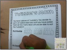 Multiplying and Dividing Fraction Fun with Snacks! {Freebie}