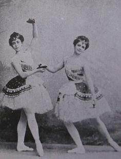 Julie Sedova & Lubov Egorova