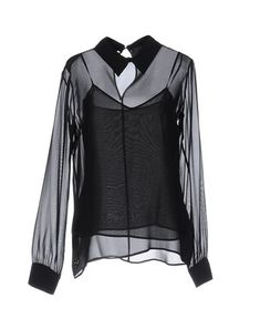 Prezzi e Sconti: #Philipp plein couture blusa donna Nero  ad Euro 329.00 in #Philipp plein couture #Donna camicie bluse