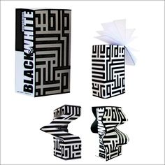 "JOANNA MORANI Design Zettelblock - Designer Notepad     Model ""Labyrinth""  (flexibel verformbar - twistable & shapeable) von JOANNAMORANIdesign auf Etsy"