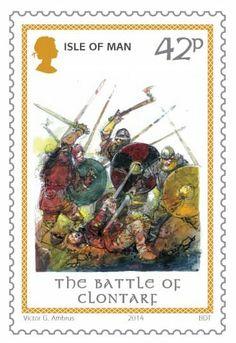 Die Schlacht von Clontarf