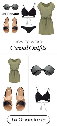 """Casual Summer"" by soniayu on Polyvore"