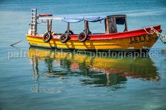 A Boat Named Lety  Fine Art Photography by PatrickRabbatPhotos, $20.00