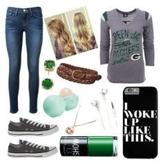 """""""Football Game With Harry """" by harry-with-glasses ❤ liked on Polyvore"""
