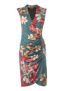 Summer has arrived in this gorgeous floral print for £99.00. Team with pink shoes & bag for a true summer look.