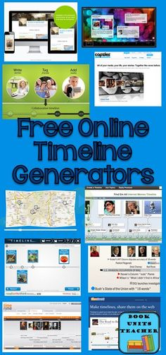 free online timeline generator timerime allows users to create