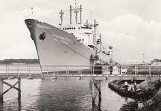 Traditionsschiff Rostock