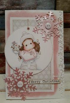 Kreativ af Skälsböke: Julkort med en ny favorit